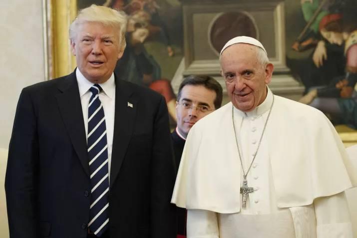 Для сравнения: Папа Франциск с другими мировыми лидерами во время их визитов в Ватикан.