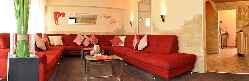 4. Bernds Sauna Club. Хеннеф, Германия