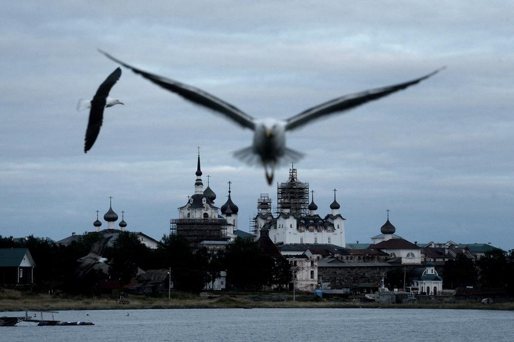 Спасо-Преображенский Соловецкий монастырь — ставропигиальный мужской монастырь Русской православной