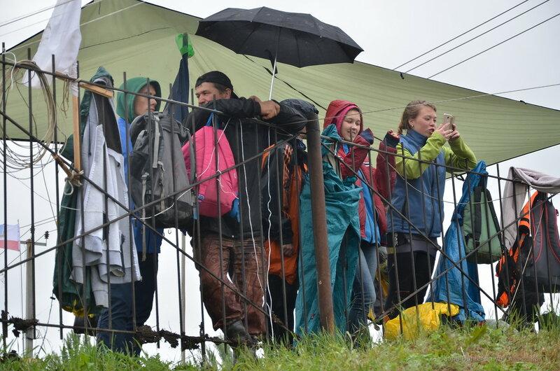 Туриада, водный этап, 19 мая 2017 года
