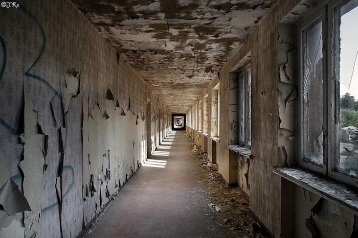 Гостиница в 10 тысяч номеров, где никогда не было гостей
