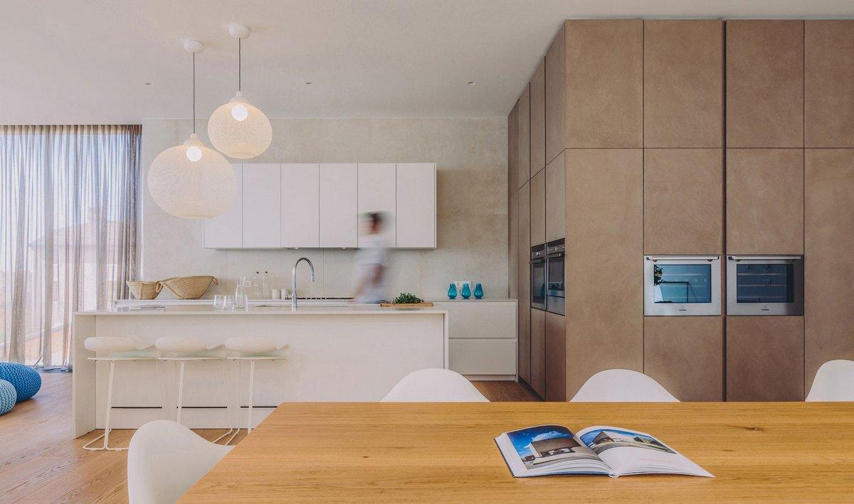 House Sperone, Studio Metrocubo, частные дома в Хорватии, обзоры частных домов, планировка дома, проект частного дома, частный дом с видом на океан