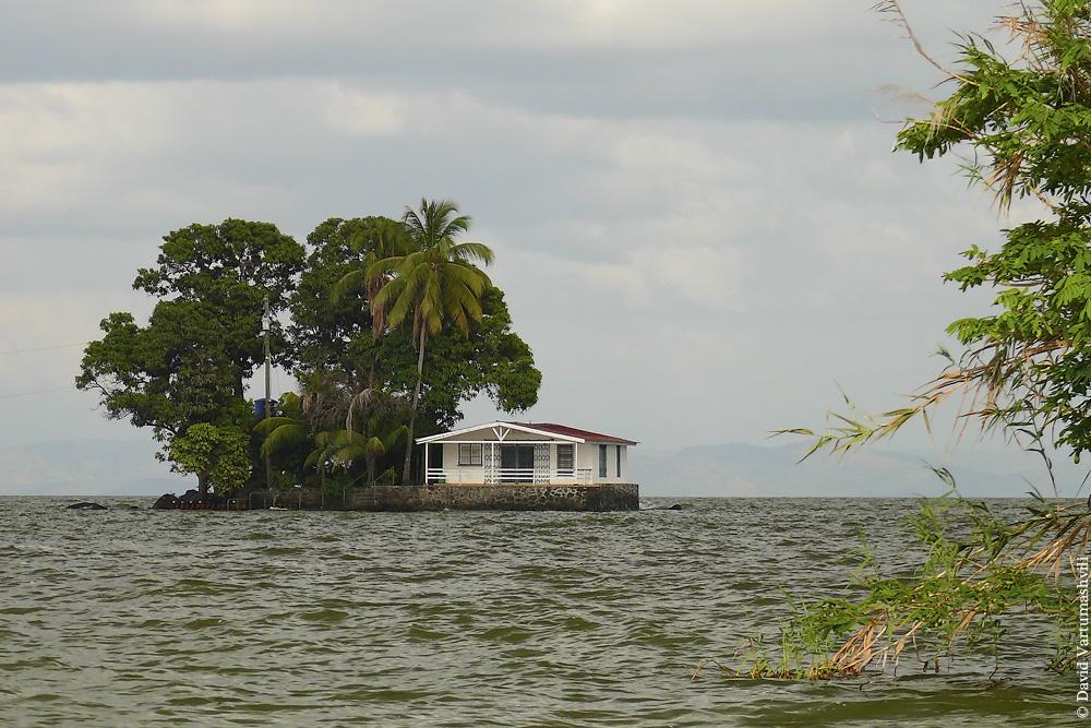 Никарагуа, озеро Никарагуа