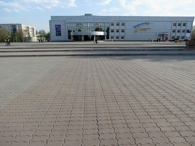 """ДК """"Кокшетау"""" - 2012 год. Комментарии к фото - Кокшетау Онлайн"""
