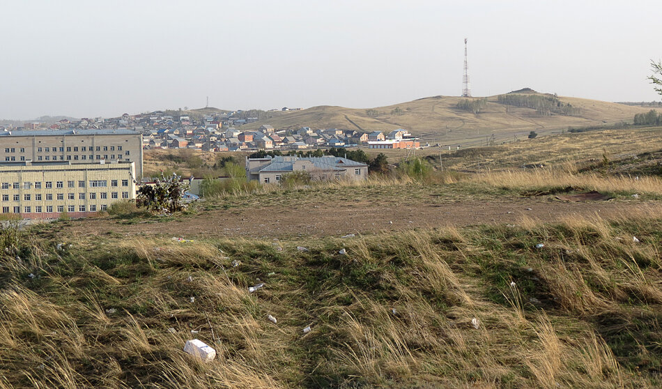 Виды со смотровой площадки - 2012 год. Комментарии к фото - Кокшетау Онлайн