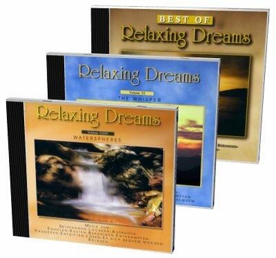 Relaxing Dreams - Дискография (25 альбомов, 1994-2004)