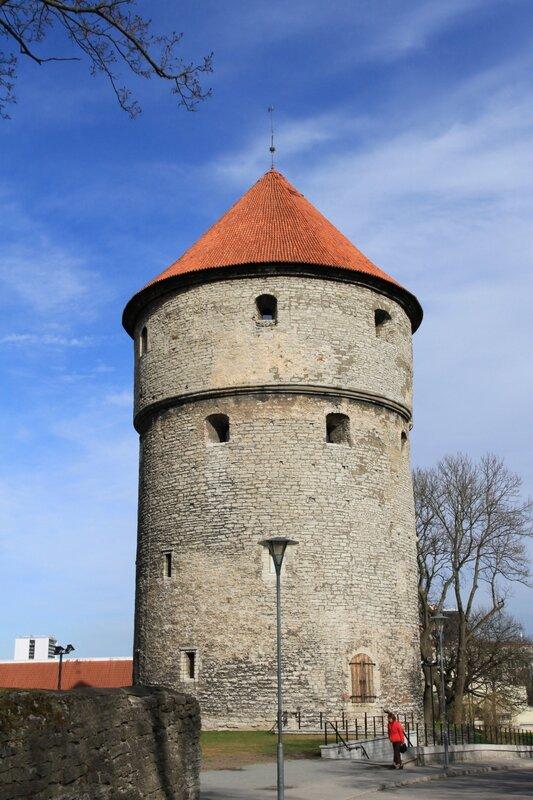 Эстония, Таллинн, Кик-ин-де-Кёк