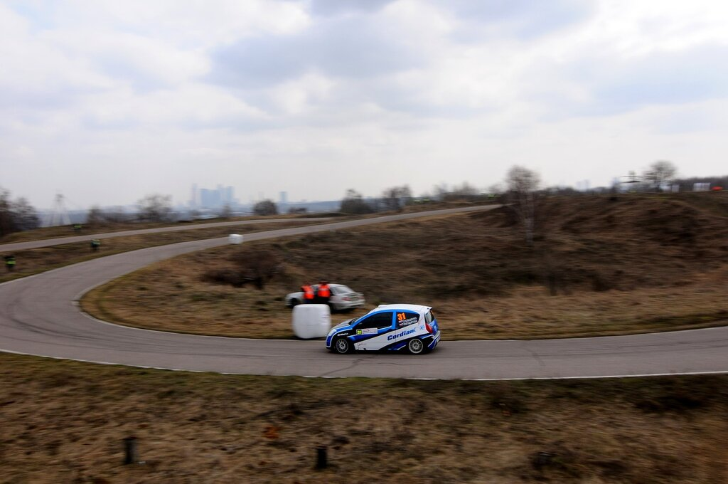 Rally Masters Show 2012