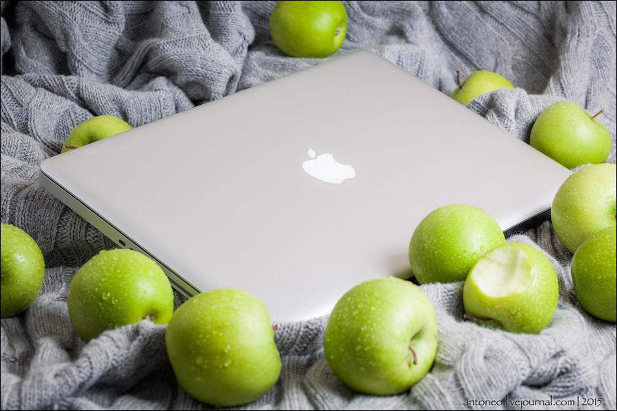 Почему я люблю яблоки