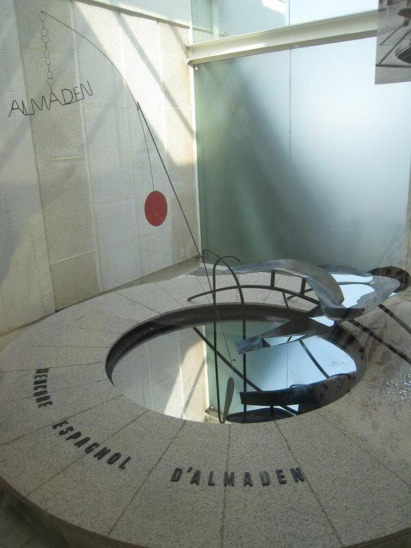 Ртутный фонтан «Меркурий». Барселона