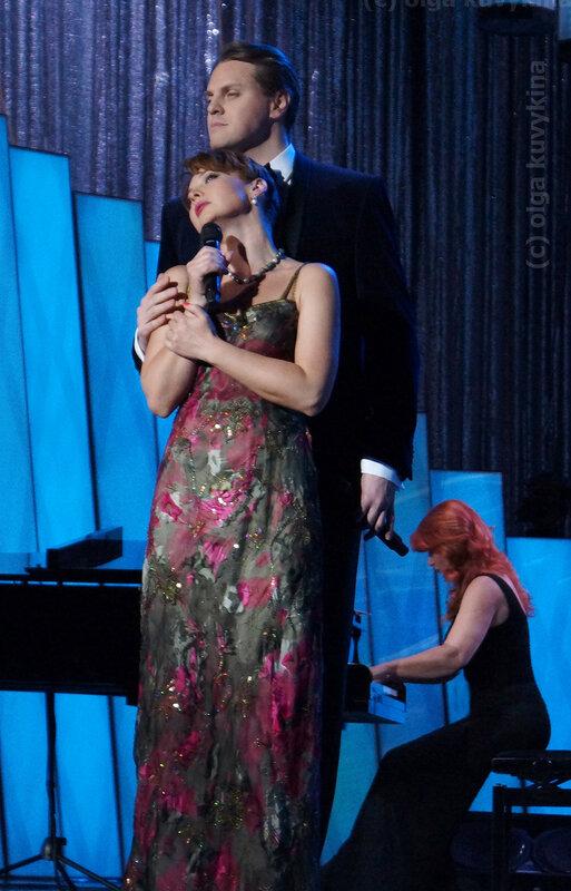 Иван Ожогин и Юлия Рудина, концерт