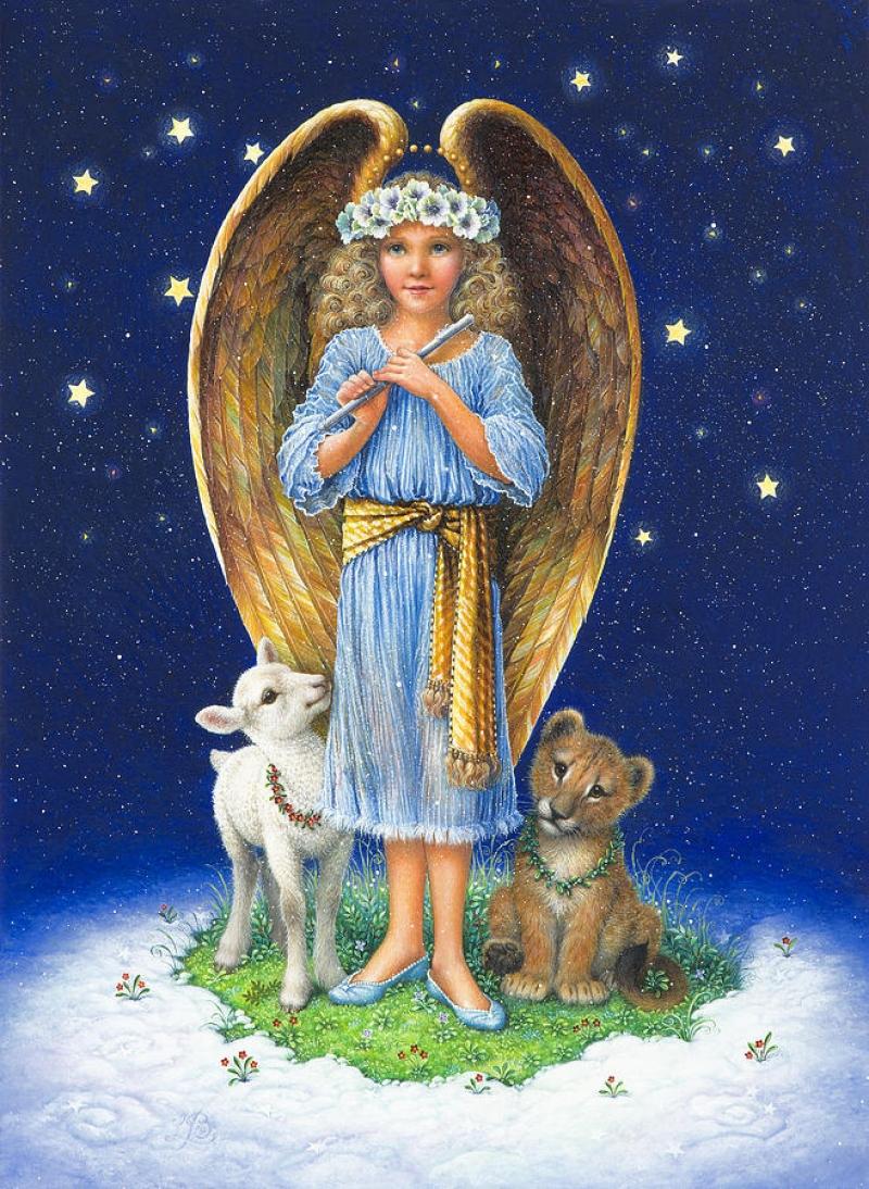 Ангел самых маленьких