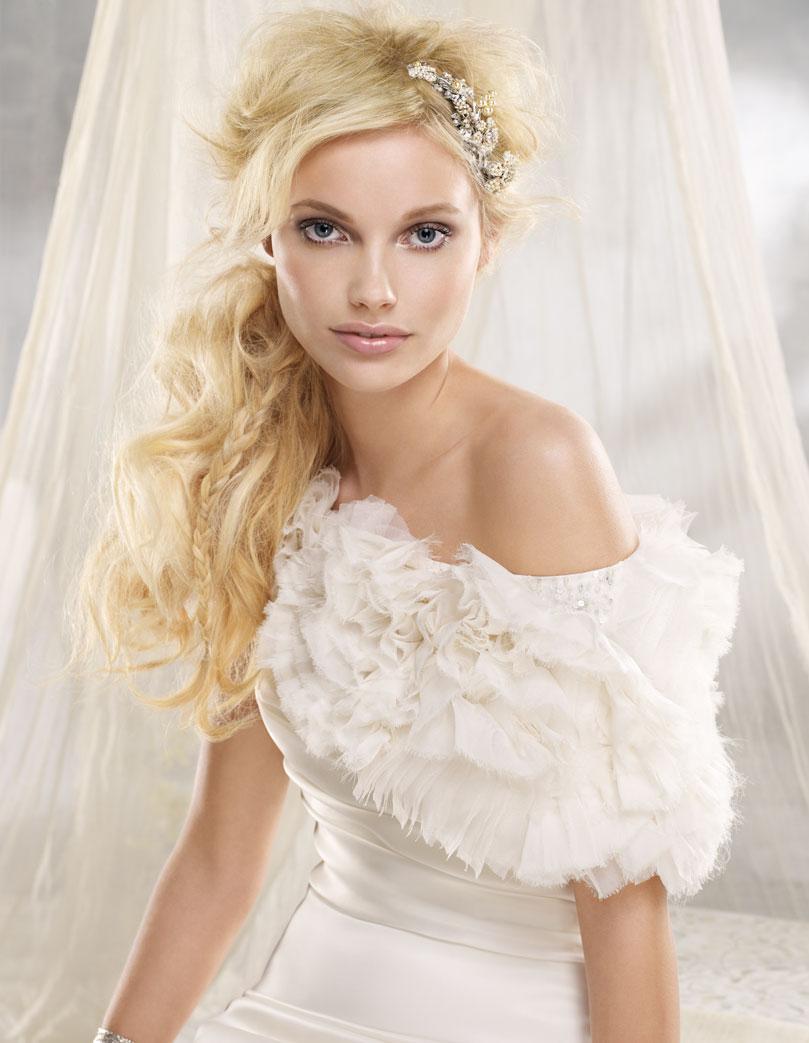 свадебные платья Alvina Valenta 2012