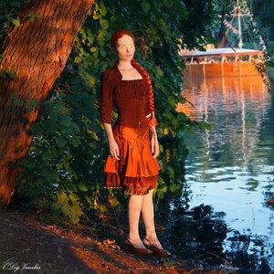 сон о Рыжем Корабле