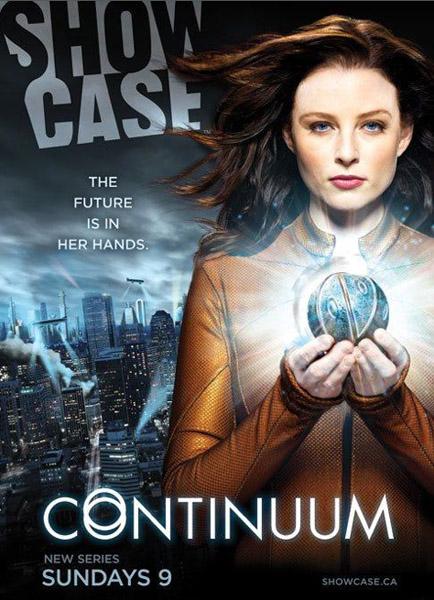 Континуум / Continuum (1 сезон/2012/WEB-DLRip)