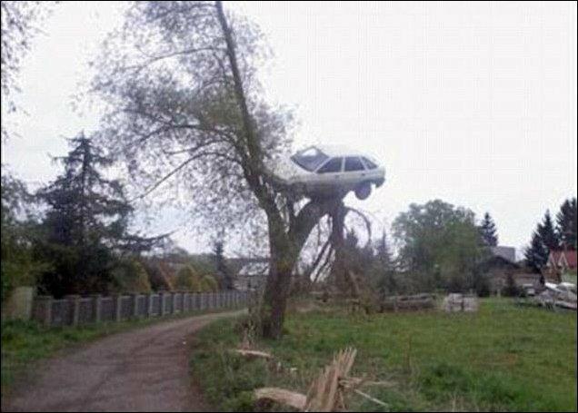 Наказание за опасное вождение