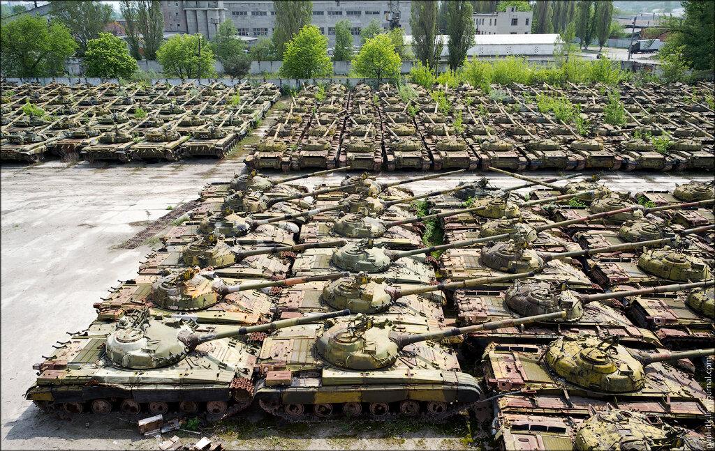 Panzertruppen der Ukraine