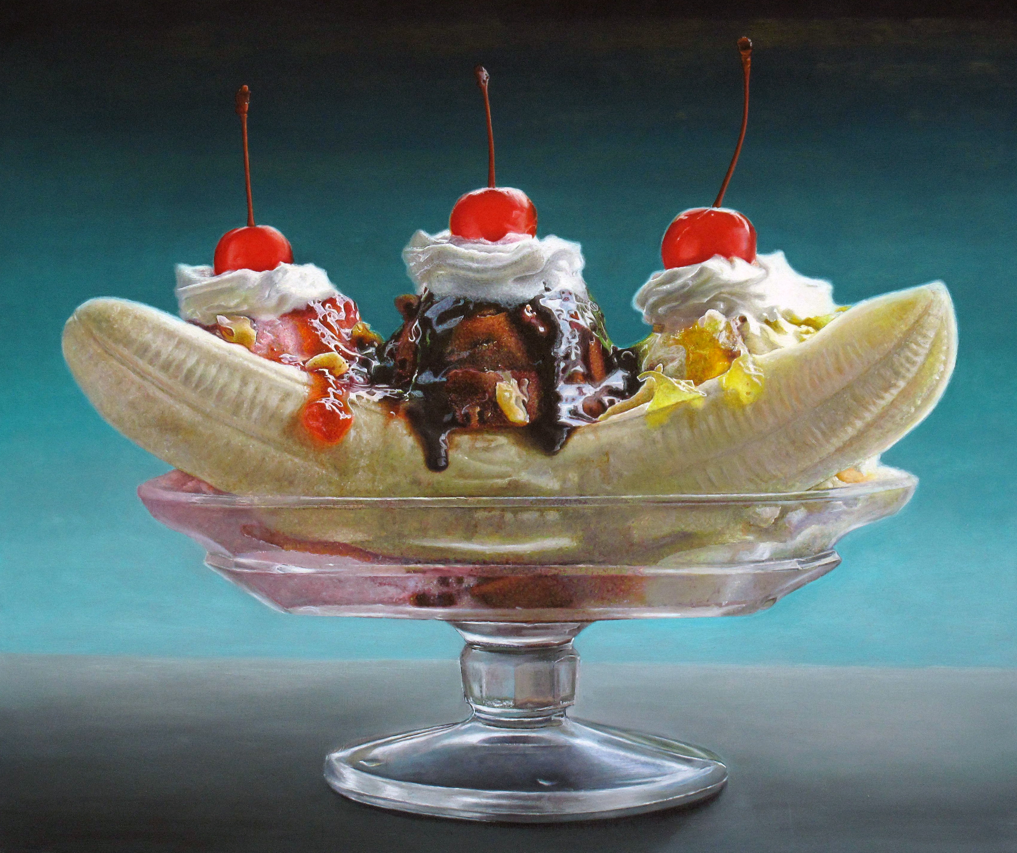 Big Banana Split