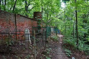 Архиерейское кладбище, Казанский Воскресенский Новоиерусалимский мужской монастырь