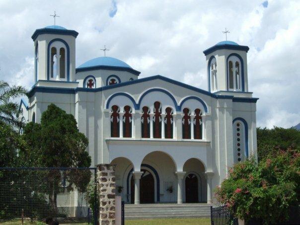 Греческий собор в Бужумбуре