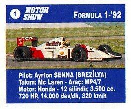 Motor show 92
