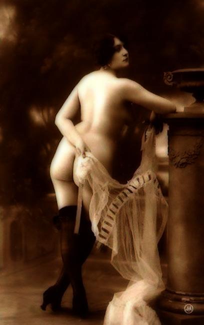 дореволюционное эротическое фото