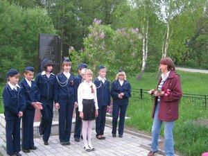 9 мая 2012 г. День Победы. Вахта Памяти.