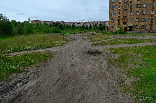 Фото города Инта №7943  Мира 66, Морозова 16 и Мира 62 02.07.2015_16:24