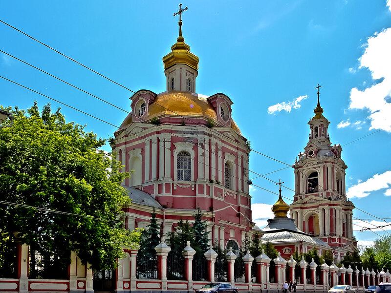 Церковь Никиты Мученика на Старой Басманной...
