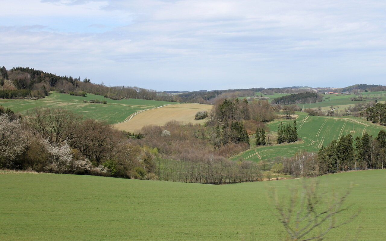 Roads of Germany. Northern Bavaria