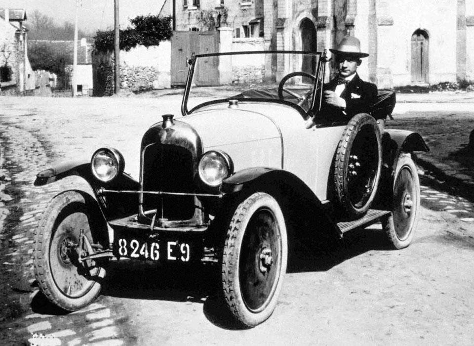 10. Citroen A (1919) Закончившаяся Первая мировая лишила крупного французского фабриканта Андре Ситр