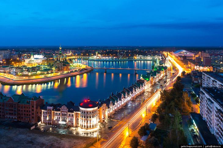 2. В XX веке импульс развитию города (в 1919-м его переименовали в Краснококшайск) дала эвакуация сю
