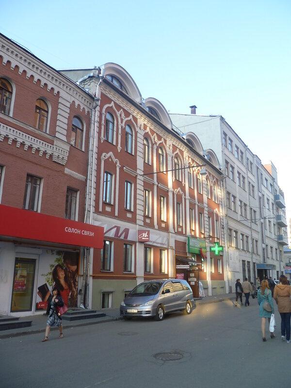 Ладожская улица. Нечетная сторона. Часть 1.