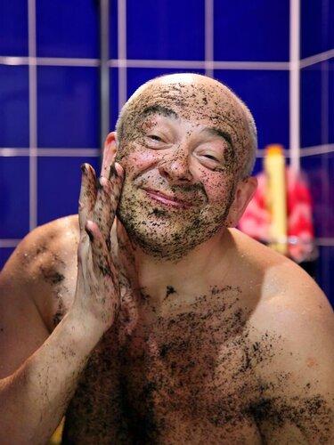 Улыбка из бани