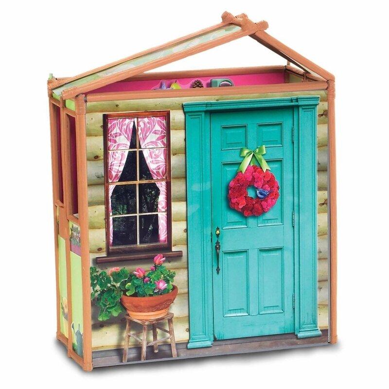 Домик на природе Liv It's My Nature (Maple Lodge Playset). Дом для кукол 1/6 / Кукольная мебель / Шопик. Продать купить куклу /