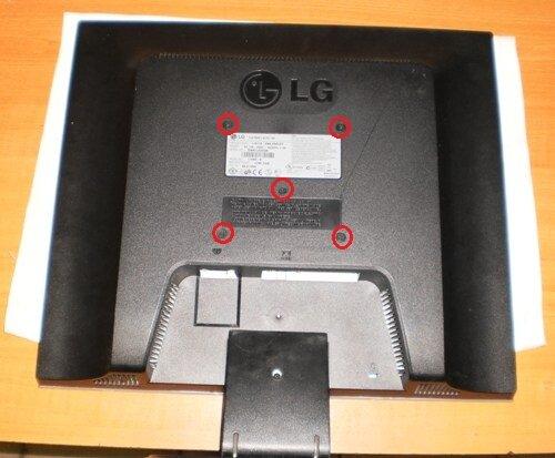 Монитор LG FLATRON L1719S,