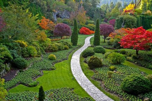 Идет для вашего сада