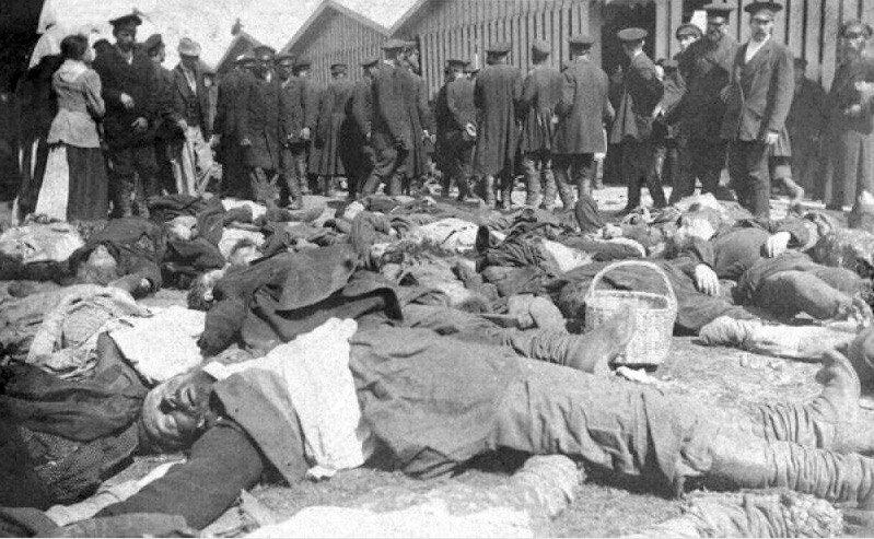 14 мая 1896 года событие: