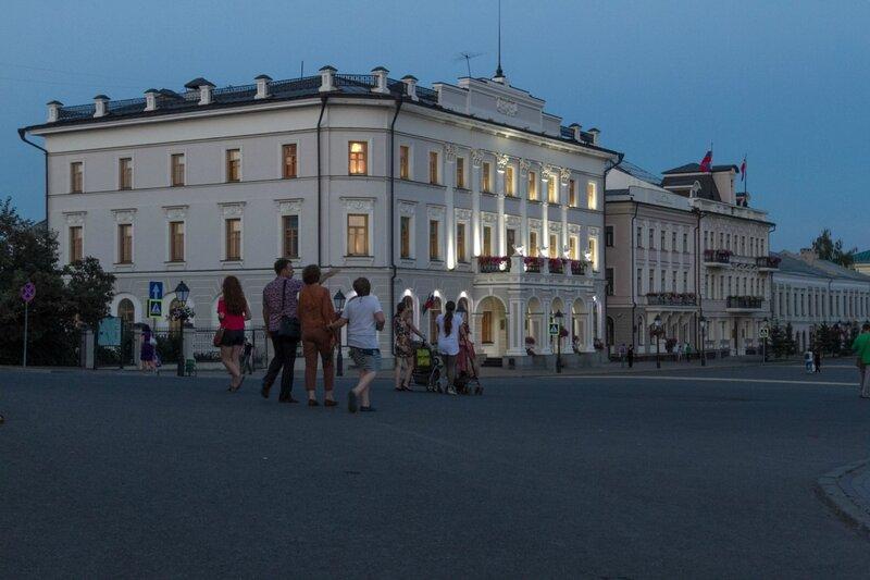 Мэрия Казани, Казань
