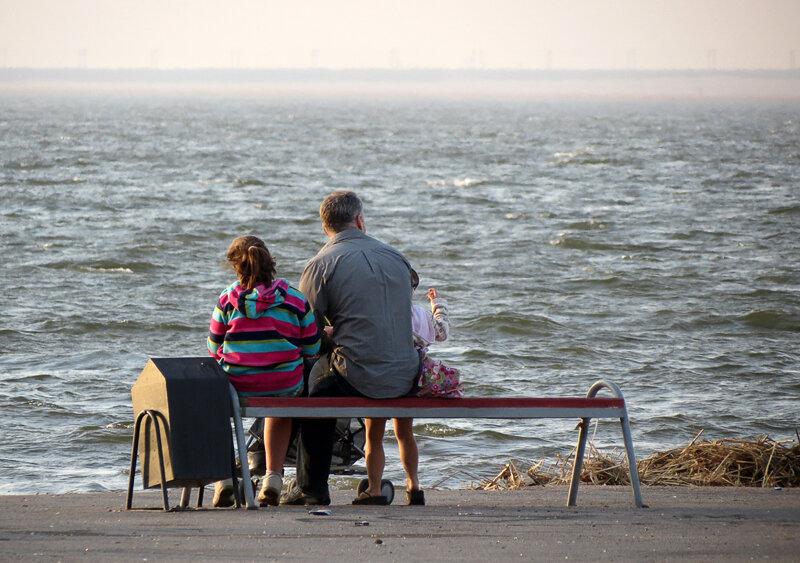 Пляж по ул.Куйбышева - 2012 год. Комментарии к фото - Кокшетау Онлайн