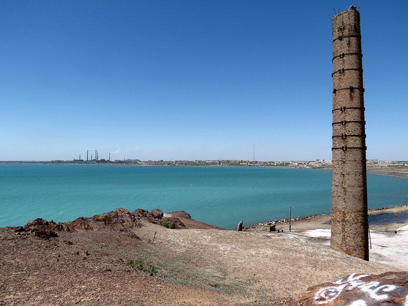 Особенности озера балхаш