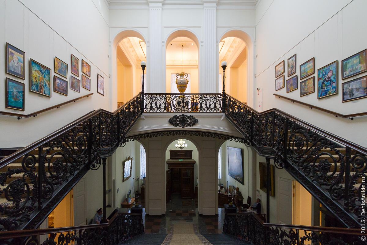 Художественный музей Радищева интерьер 4