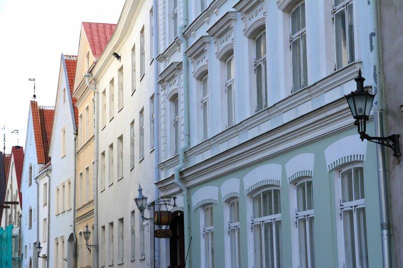 Эстония, Таллинн, Старый город