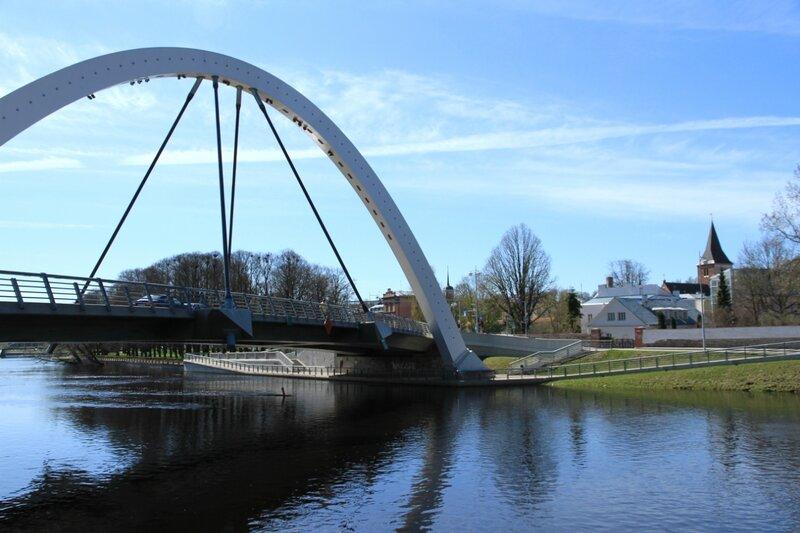Эстония, Тарту, мост Свободы