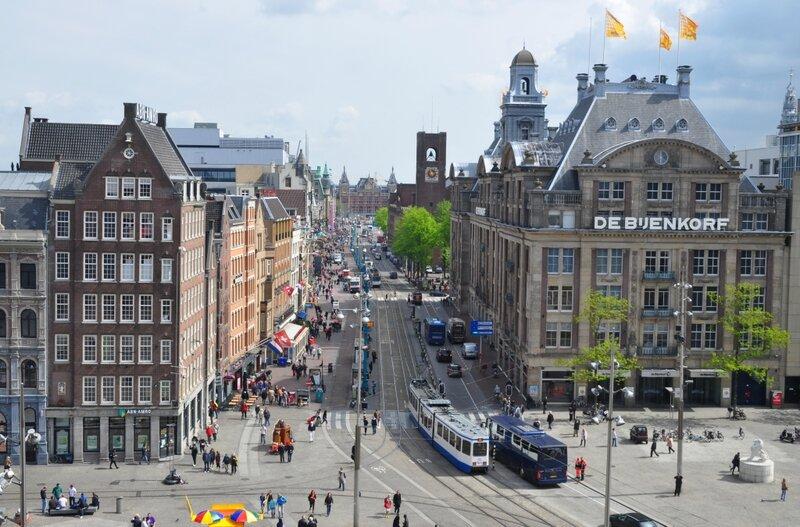 Майские каникулы в Амстердаме