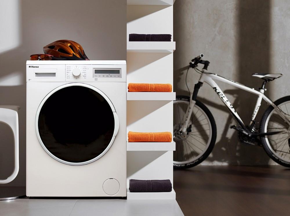 HANSA SpaceLine новейшие стиральные машины Ханса