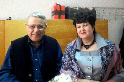 Е. Петросян и Н. Чигрина