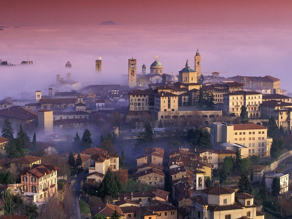 Города окутанные туманом / ГвоZдей.net.