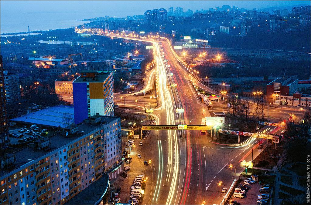 красивые фото с центра владивостока стелющийся