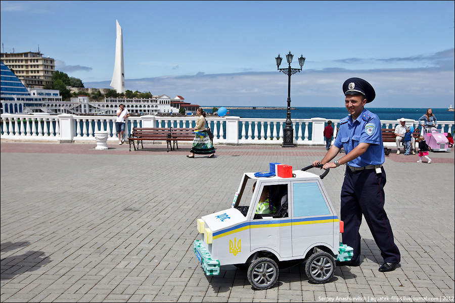 парад колясок детских фото